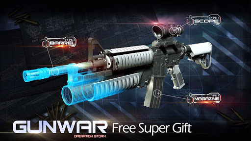 Gun War Shooting Games cheathackgameplayapk modresources generator 4