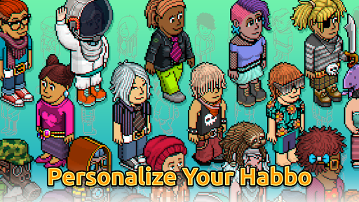 Habbo – Virtual World cheathackgameplayapk modresources generator 3
