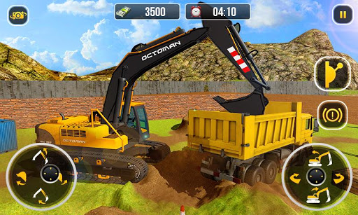 Heavy Excavator Crane – City Construction Sim 2017 cheathackgameplayapk modresources generator 1