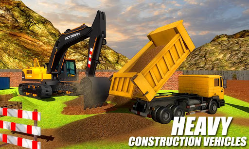 Heavy Excavator Crane – City Construction Sim 2017 cheathackgameplayapk modresources generator 3