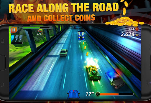Highway rider fast racing cheathackgameplayapk modresources generator 3