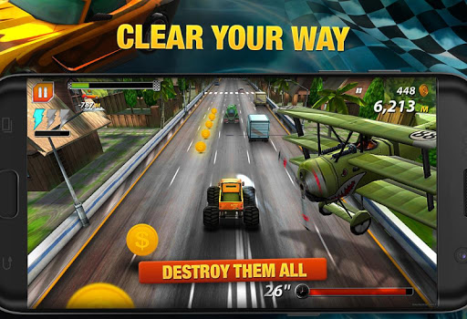 Highway rider fast racing cheathackgameplayapk modresources generator 4