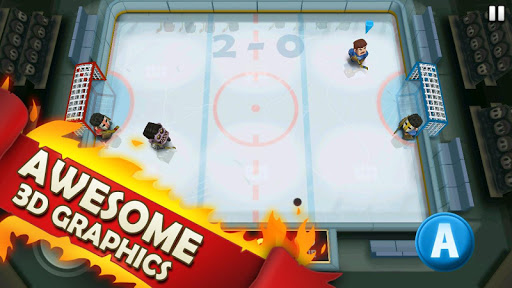 Ice Rage Hockey Multiplayer Free cheathackgameplayapk modresources generator 3