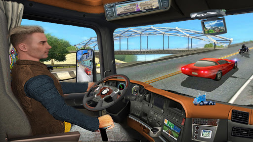 In Truck Driving Games Highway Roads and Tracks cheathackgameplayapk modresources generator 1