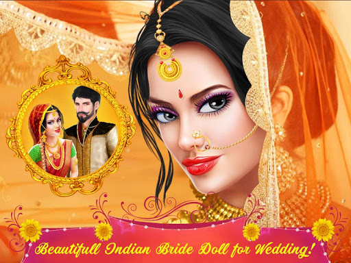 Indian Bride Doll Salon For Wedding 1.0.2 cheathackgameplayapk modresources generator 1