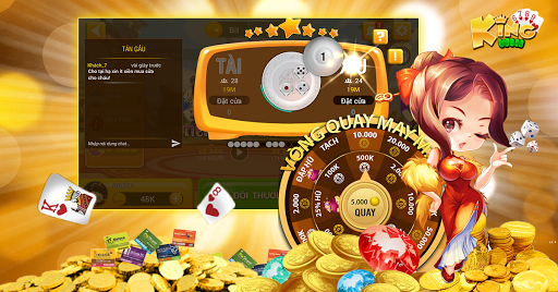 KingWin – Game bai online moi nhat 2018 1.0.18 cheathackgameplayapk modresources generator 2