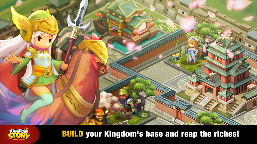 Kingdom Story Brave Legion cheathackgameplayapk modresources generator 4