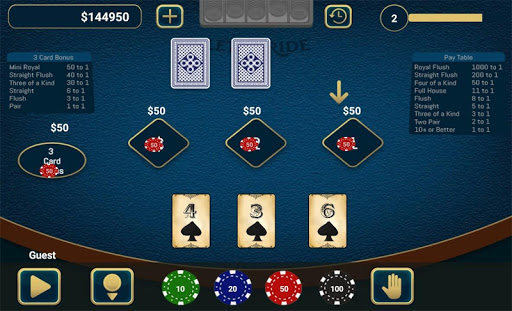 Let It Ride Poker cheathackgameplayapk modresources generator 1