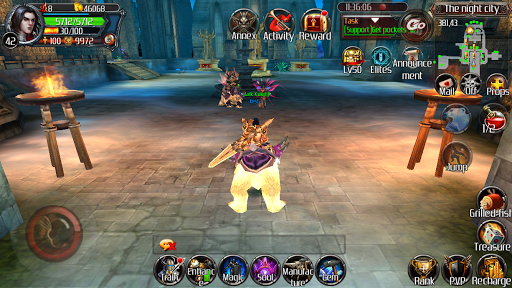 Lord Of Darkness – 3D MMO RPG 1.3.6 cheathackgameplayapk modresources generator 1