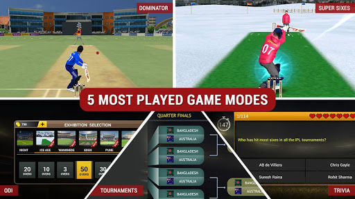 MS Dhoni The Official Cricket Game cheathackgameplayapk modresources generator 1
