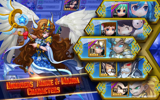 Manga Clash – Warrior Arena cheathackgameplayapk modresources generator 1