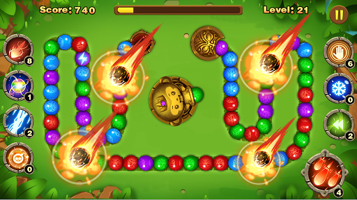 Marble Blast – Monkey Shooter 1.0.0 cheathackgameplayapk modresources generator 5