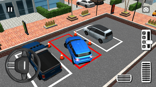 Master of Parking SUV cheathackgameplayapk modresources generator 5