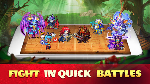 Mighty Party Heroes Clash 1.11 cheathackgameplayapk modresources generator 4