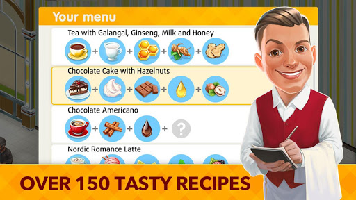 My Cafe Recipes amp Stories – World Cooking Game cheathackgameplayapk modresources generator 2
