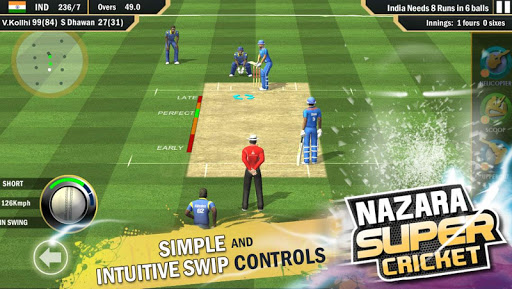 Nazara Super Cricket cheathackgameplayapk modresources generator 4