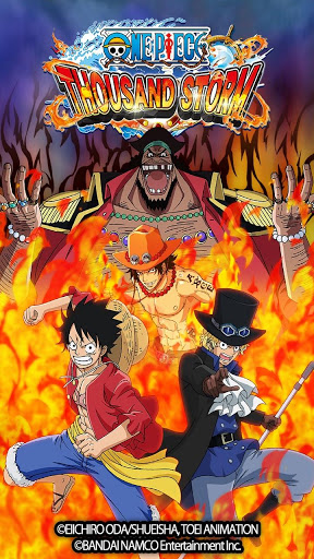 ONE PIECE THOUSAND STORM cheathackgameplayapk modresources generator 1