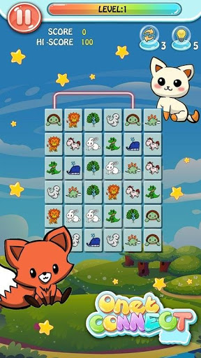 Onet Connect Animal 2018 1.1 cheathackgameplayapk modresources generator 1