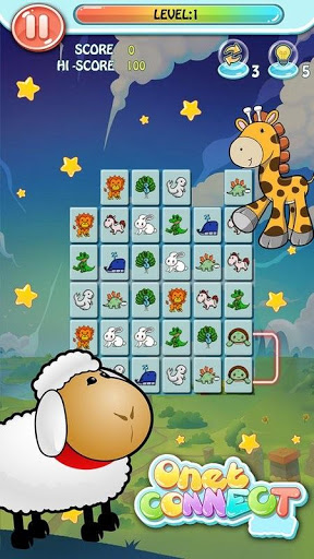Onet Connect Animal 2018 1.1 cheathackgameplayapk modresources generator 2