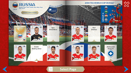 Panini Sticker Album 2.3.0 cheathackgameplayapk modresources generator 4