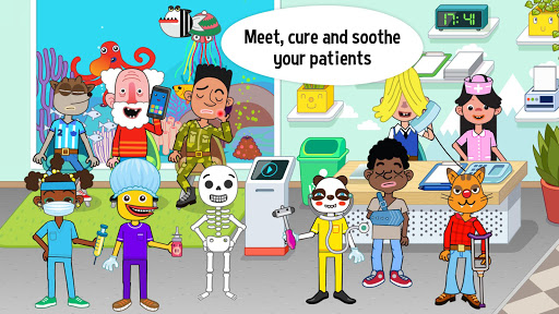 Pepi Hospital 1.0.13 cheathackgameplayapk modresources generator 1