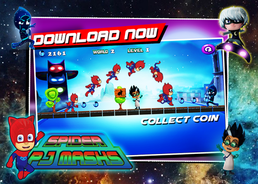 Pj Spider Masks Cat Boy 1.2.3 cheathackgameplayapk modresources generator 3