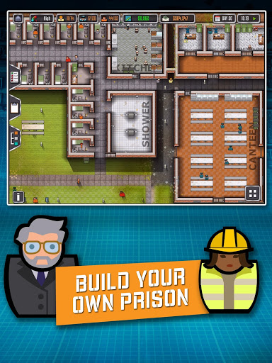 Prison Architect Mobile cheathackgameplayapk modresources generator 1
