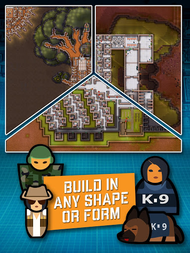Prison Architect Mobile cheathackgameplayapk modresources generator 3