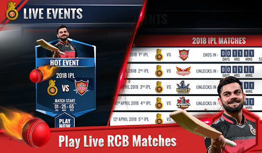 RCB Epic Cricket – The Official Game 0.10 cheathackgameplayapk modresources generator 5