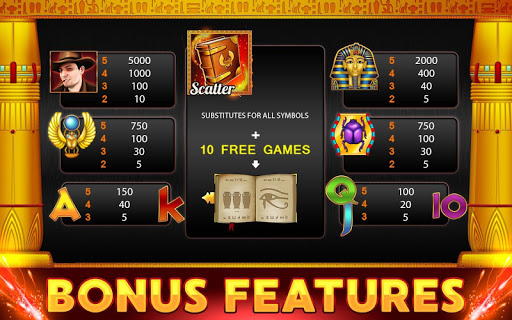 Ra slots – casino slot machines 1.04 cheathackgameplayapk modresources generator 2