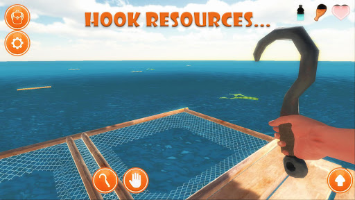 Raft Survival Simulator cheathackgameplayapk modresources generator 3