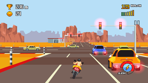 Retro Highway 1.0.19 cheathackgameplayapk modresources generator 2