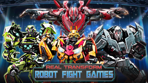 Robot Fighting Games Real Transform Ring Fight 3D 1.4 cheathackgameplayapk modresources generator 2