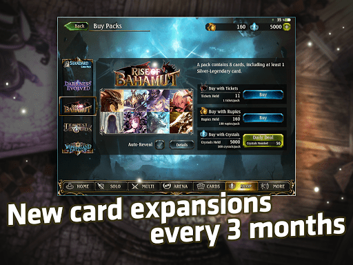 Shadowverse CCG cheathackgameplayapk modresources generator 3