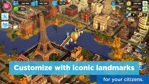 SimCity BuildIt cheathackgameplayapk modresources generator 2
