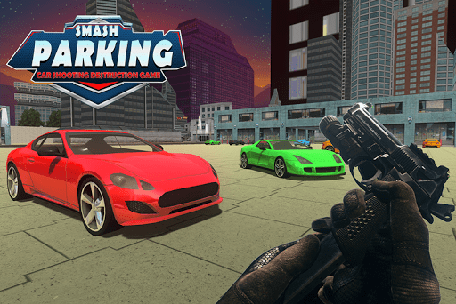 Smash Parking Car Shooting Destruction game 1.0 cheathackgameplayapk modresources generator 1