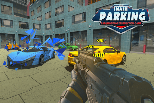 Smash Parking Car Shooting Destruction game 1.0 cheathackgameplayapk modresources generator 2
