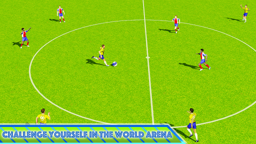 Soccer Hero Football League 1.0.2 cheathackgameplayapk modresources generator 2