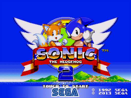 Sonic The Hedgehog 2 Classic 1.1.0 cheathackgameplayapk modresources generator 1