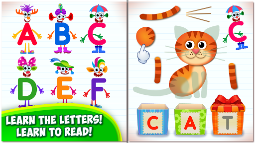 Super ABC Learning games for kids Preschool apps 1.1.4.11 cheathackgameplayapk modresources generator 1