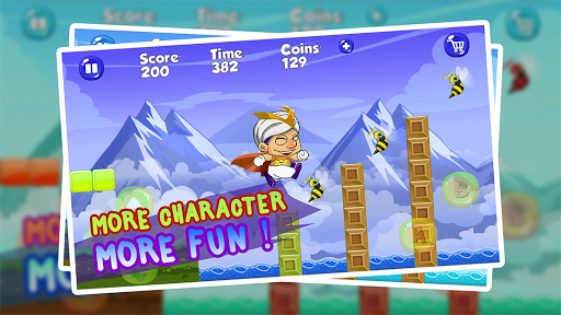Super Retino Adventure 2018 3.0 cheathackgameplayapk modresources generator 1