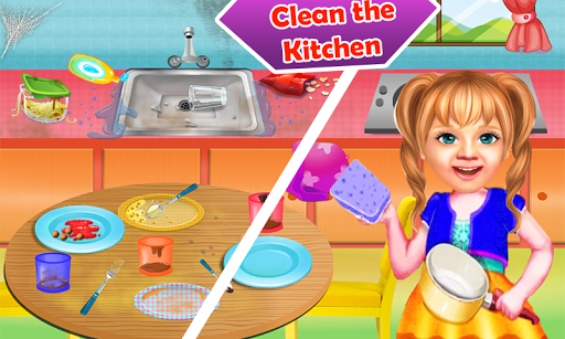 Sweet Baby Girl Cleaning Games House Cleanup 2018 1.0.0 cheathackgameplayapk modresources generator 5