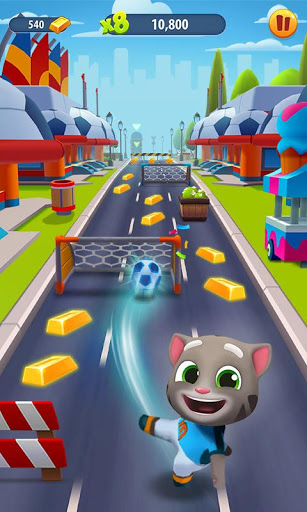Talking Tom Gold Run cheathackgameplayapk modresources generator 4
