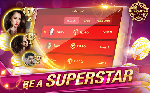 Teen Patti Online Indian Poker Superstar – 3 Patti cheathackgameplayapk modresources generator 4