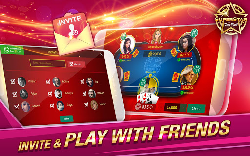 Teen Patti Online Indian Poker Superstar – 3 Patti cheathackgameplayapk modresources generator 5