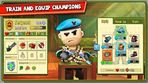 The Troopers Special Forces cheathackgameplayapk modresources generator 1
