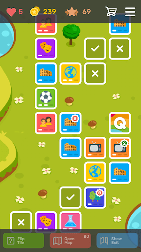 Trivia only. Free quiz game QuizzLand 1.0.969 cheathackgameplayapk modresources generator 3