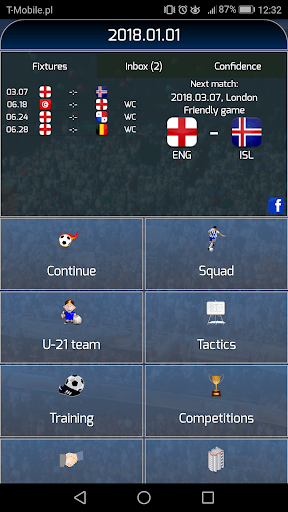True Football National Manager cheathackgameplayapk modresources generator 1