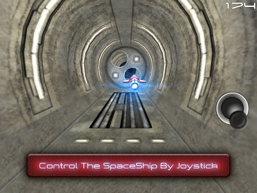 Tunnel Trouble – Space Jet 3D Games cheathackgameplayapk modresources generator 1
