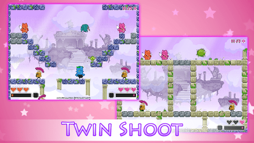 Twin Cat Shot Warriors 1 1.0.1 cheathackgameplayapk modresources generator 5